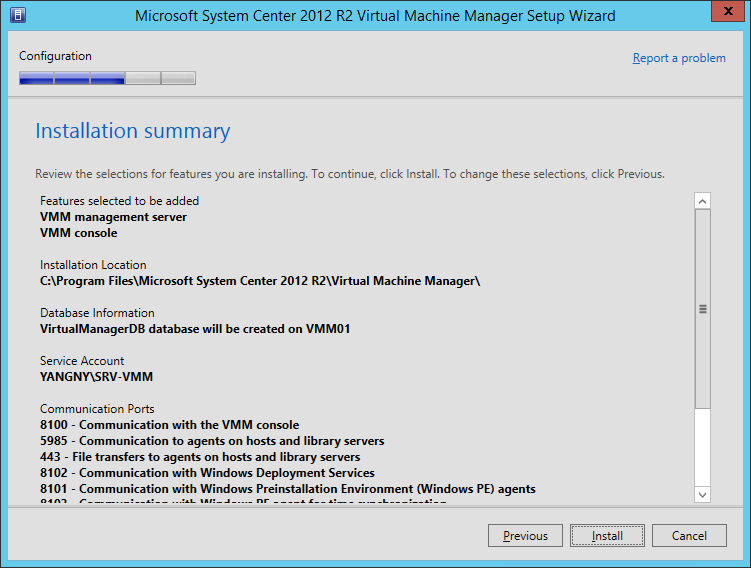 Microsoft System Center 2012 R2 Virtual Machine Manager 3