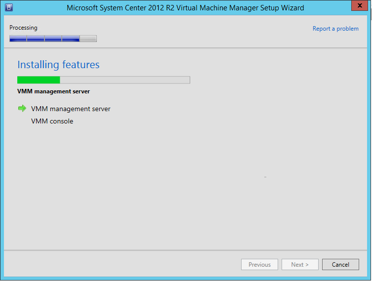 Microsoft System Center 2012 R2 Virtual Machine Manager 4