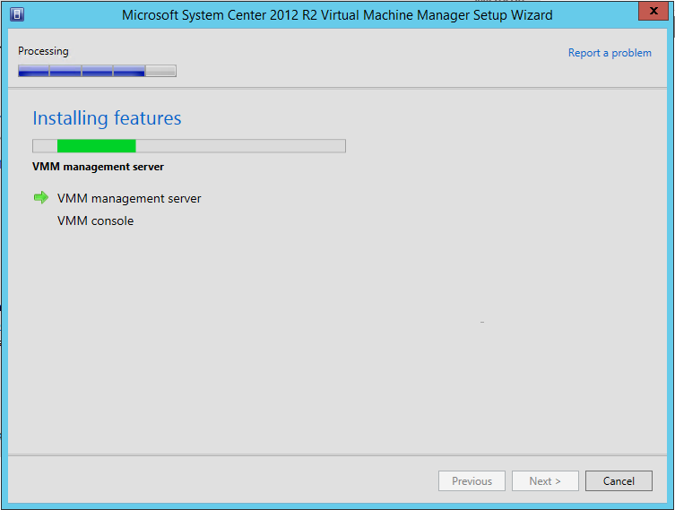 Microsoft System Center 2012 R2 Virtual Machine Manager 5