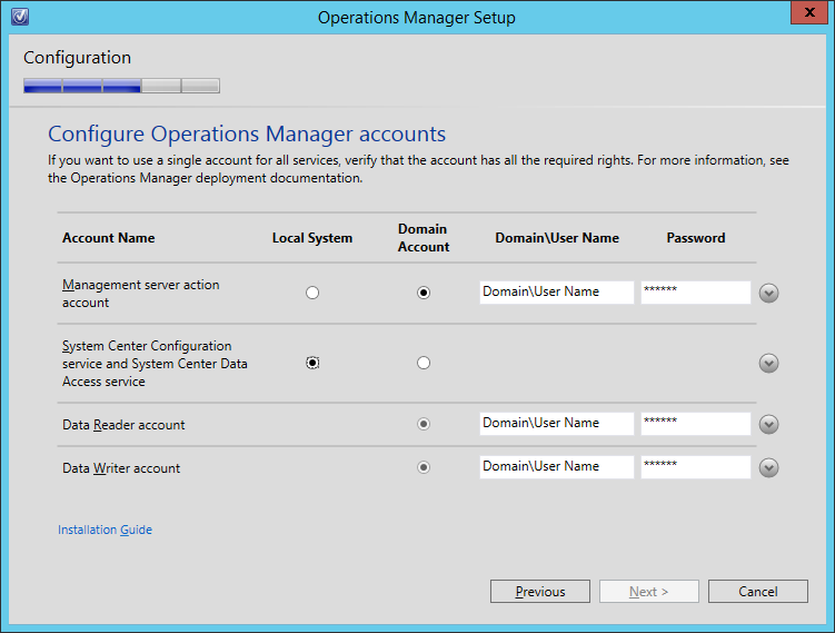 Microsoft System Center 2012 R2 Operations Manager 12