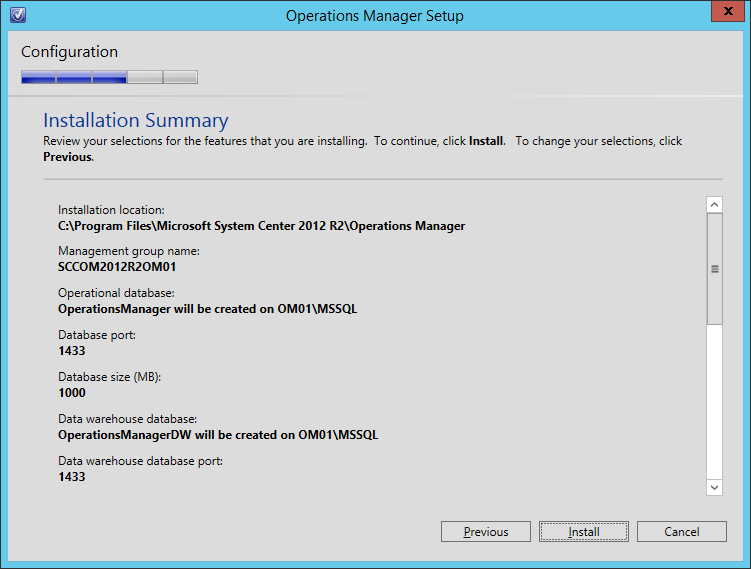 Microsoft System Center 2012 R2 Operations Manager 17