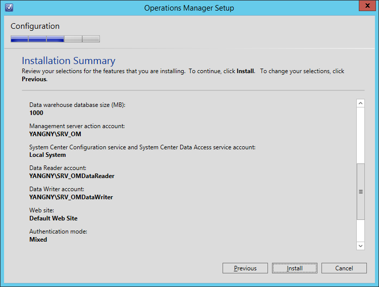 Microsoft System Center 2012 R2 Operations Manager 18