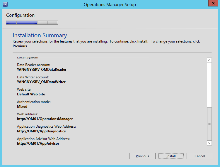 Microsoft System Center 2012 R2 Operations Manager 19