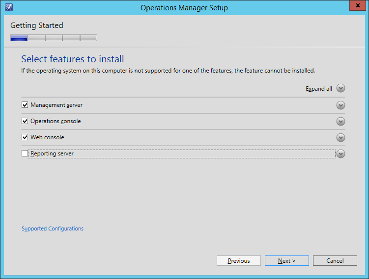 Microsoft System Center 2012 R2 Operations Manager 2