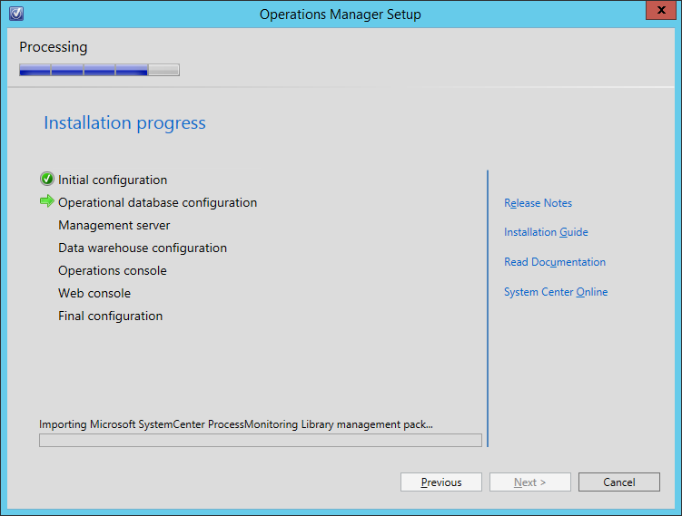 Microsoft System Center 2012 R2 Operations Manager 21