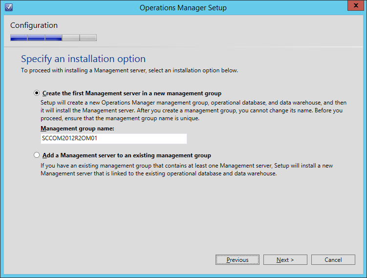 Microsoft System Center 2012 R2 Operations Manager 5