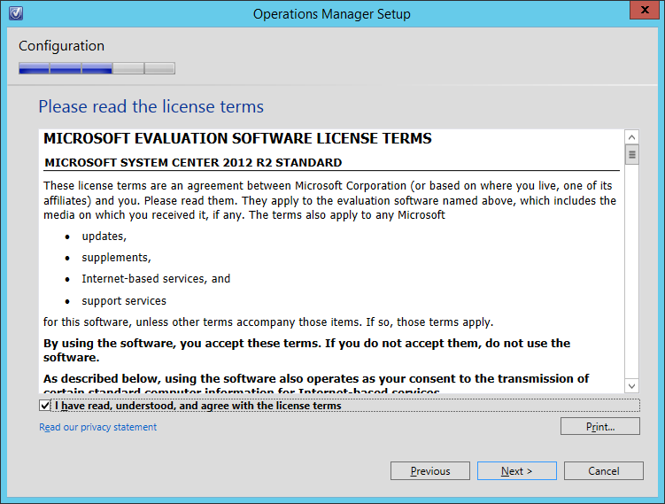 Microsoft System Center 2012 R2 Operations Manager 6